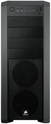 Buy Corsair Black 500R Mid Tower Cabinet: Cabinet