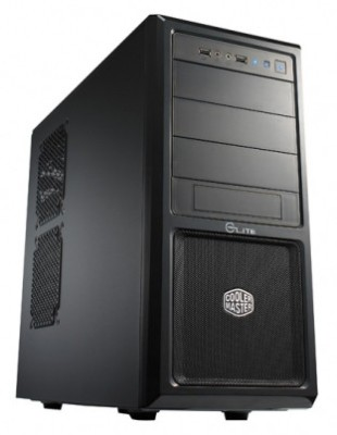 Buy Cooler Master Elite 370 Mid Tower Cabinet: Cabinet