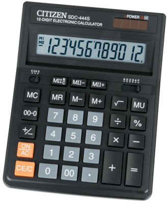 Buy Citizen SDC-444 S Basic: Calculator