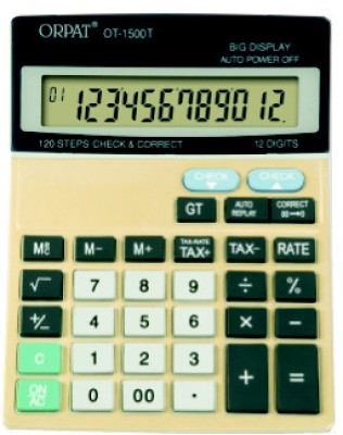 Buy Orpat OT1500T Basic: Calculator