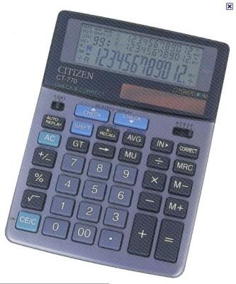 Buy Citizen CT-770II Basic: Calculator