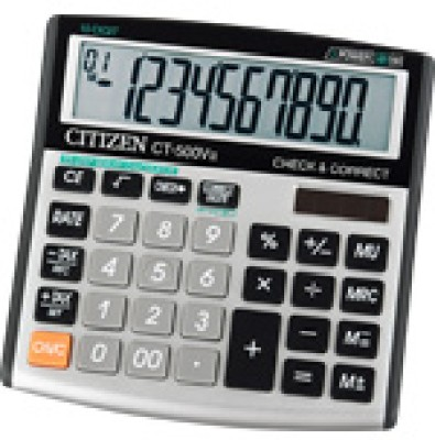 Buy Citizen CT-500 VII Basic: Calculator