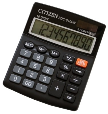 Buy Citizen SDC-810 BN Basic: Calculator