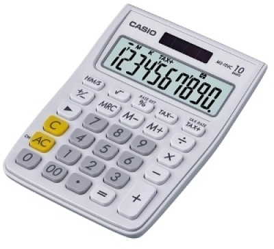 Buy Casio MS-10VC-WE Basic: Calculator