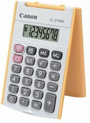 Buy Canon LC-210Hi yellow Basic: Calculator