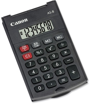 Buy Canon AS 8 Basic: Calculator