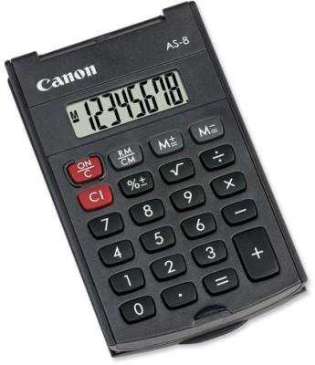 Buy Canon AS 8 Basic: Calculator