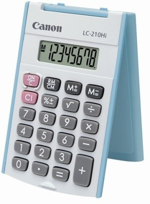 Buy Canon LC-210Hi bE Basic: Calculator