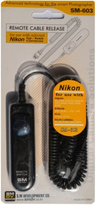Buy SMDV SM-603 for Nikon Digital SLR Camera Remote Control: Cam Remote Control