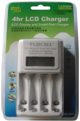 Buy Fujicell 280SL with LCD Battery Charger: Camera Battery Charger