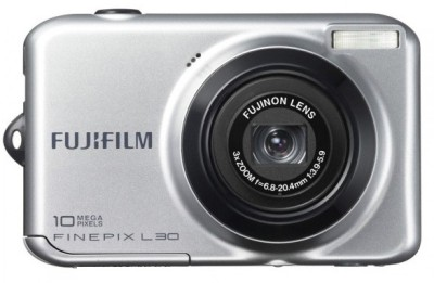 Fujifilm FinePix L30 Silver available at Flipkart for Rs.3000