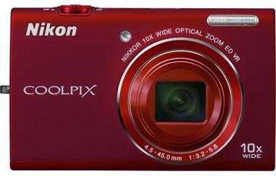 Buy Nikon S6200 Point & Shoot Camera: Camera