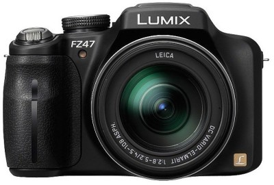 Buy Panasonic Lumix DMC-FZ47 Point & Shoot Camera: Camera