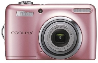 Buy Nikon Coolpix L23 Point & Shoot Camera: Camera