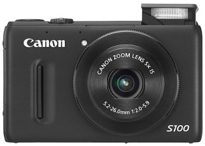 Buy Canon PowerShot S100 Point & Shoot Camera: Camera