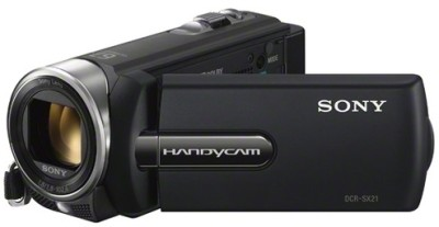 Buy Sony DCR-SX21E Camcorder: Camera
