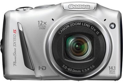 Buy Canon PowerShot SX150 IS Point & Shoot Camera: Camera