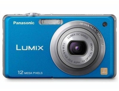 Buy Panasonic Lumix DMC-FH1 Point & Shoot: Camera