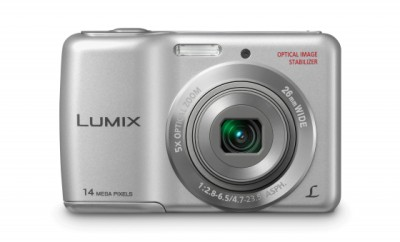 Buy Panasonic Lumix DMC-LS5 Point & Shoot: Camera