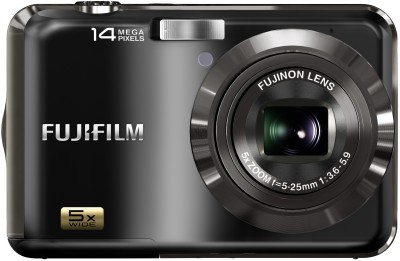 Fujifilm FinePix AX250 Point & Shoot Camera Black available at Flipkart for Rs.8499