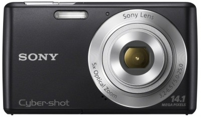 Buy Sony CyberShot DSC-W620 Point & Shoot Camera: Camera