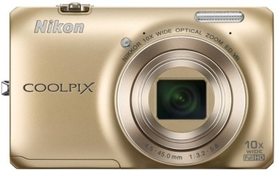 Buy Nikon Coolpix S6300 Point & Shoot Camera: Camera