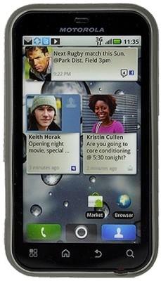 Buy Amzer Back Cover for Motorola DEFY Plus and Motorola DEFY: Cases Covers