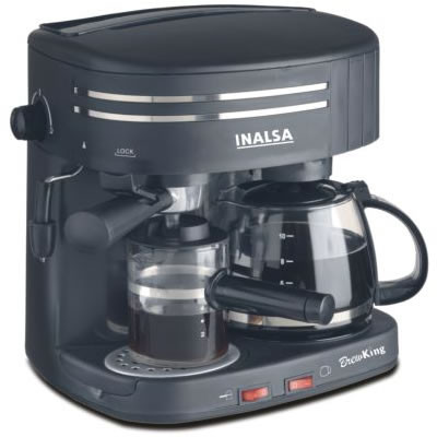 Buy Inalsa Brew King 10 Cups Coffee Maker: Coffee Maker