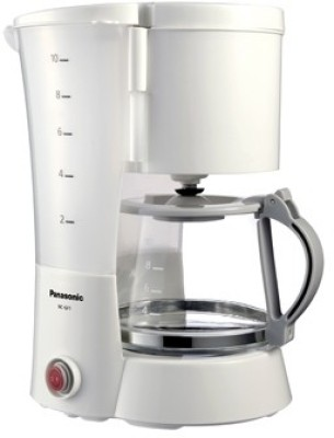 Panasonic NC GF1 10 Cups Coffee Maker available at Flipkart for Rs.1745