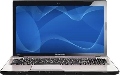 Buy Lenovo Ideapad Z570 (59-315954) Laptop (2nd Gen Ci3/ 4GB/ 500GB/ Win7 HB/ 2GB Graph): Computer
