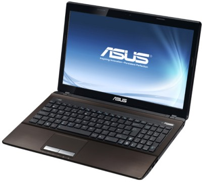 Buy Asus K53SV-SX520D Laptop (2nd Gen Ci5/ 4GB/ 750GB/ DOS/ 2GB Graph): Computer