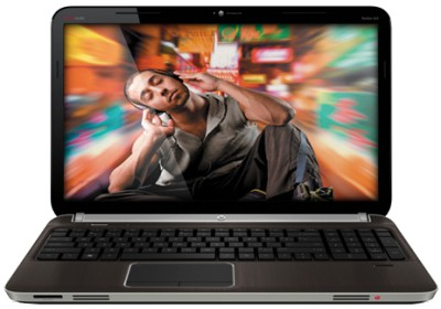 Buy HP Notebook dv6-6165tx Laptop 2nd Gen Ci7/4GB/750GB/2GB DDR5 Graphics/Win 7 HP with Beats audio: Computer