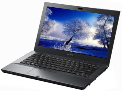 Buy Sony VAIO VPCSB38GG Laptop (2nd Gen Ci7/ 4GB/ 750GB/ Win7 Prof/ 512MB Graph): Computer