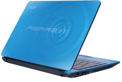 Buy Acer Aspire One Netbook (APU Dual Core/ 2GB/ 320GB/ Win7 Starter/ 256MB Graph) (LU.SFT08.001): Computer