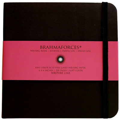 Buy Brahma Books Writers Line Notebook Hand Bound: Diary Notebook