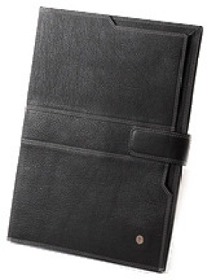 Buy Leather Talks Document Manager (I) Journal: Diary Notebook