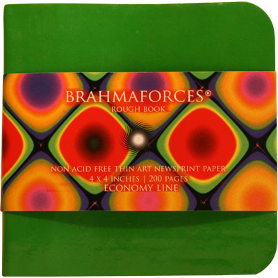 Buy Brahma Books Economy Line Notebook Hand Bound: Diary Notebook