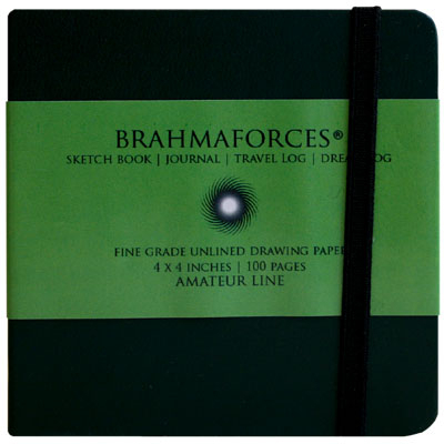 Buy Brahma Books Amateur Line Notebook Hand Sewn: Diary Notebook