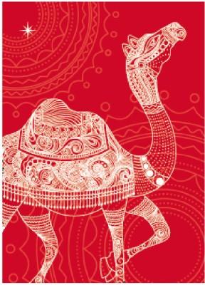 Buy Karunavan Animal Kingdom Camel Notepad Hard Bound: Diary Notebook