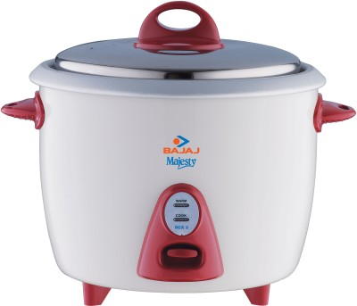 Bajaj Majesty New RCX 3 1.5 L Electric Rice Cooker