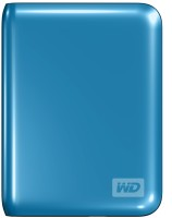 WD Essential USB Passport Edition 2.5 Inch 500 GB External Hard Disk (Blue)