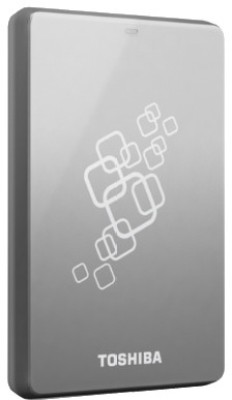 Buy Toshiba Canvio V6 500 GB External Hard Disk: External Hard Drive