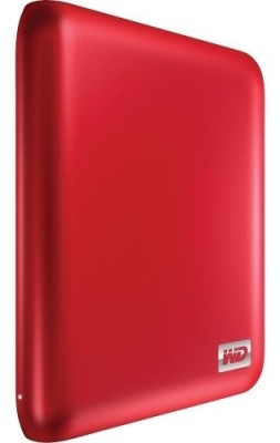 Buy WD Essential USB Passport Edition 2.5 Inch 500 GB External Hard Disk (Red): External Hard Drive