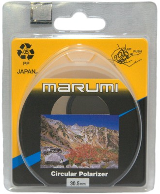 Buy Marumi 30.5 mm Circular Polarizer Polarizing Filter (CPL): Filter