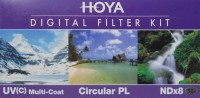 Hoya Digital Filter kit 52 mm Filter: Filter