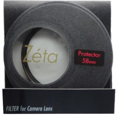 Buy Kenko Zeta Protector (W) 58 mm Filter: Filter