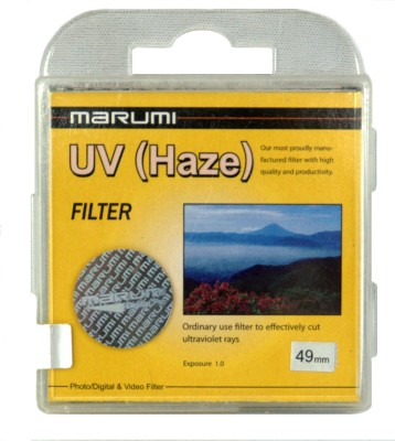 Buy Marumi 49 mm Ultra Violet Haze UV Filter: Filter