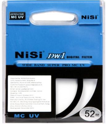Buy Nisi 52 mm Ulta Violet UV Filter: Filter