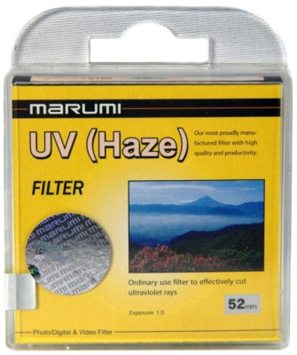Buy Marumi 52 mm Ultra Violet Haze Ultra Violet: Filter