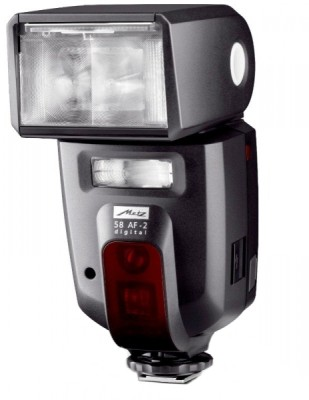 Buy Metz Mecablitz 58 AF-2 Digital for Canon Speedlite Flash: Flash